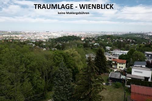 WIENBLICK - Traumlage, Kleingarten ganzjährig