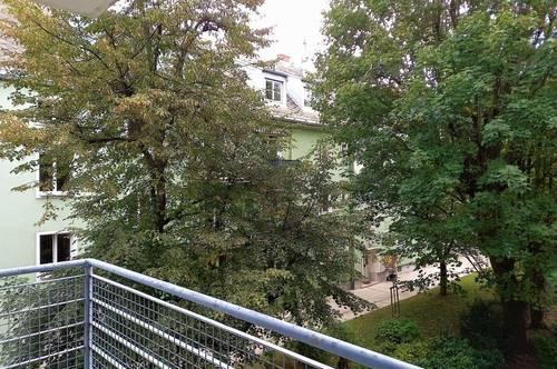 Blick ins Grüne: 3-Zimmer Wohnung in Hietzing