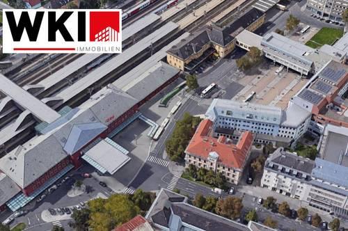 TOP-Rendite - Vermietetes Geschäftslokal Nähe Bahnhof