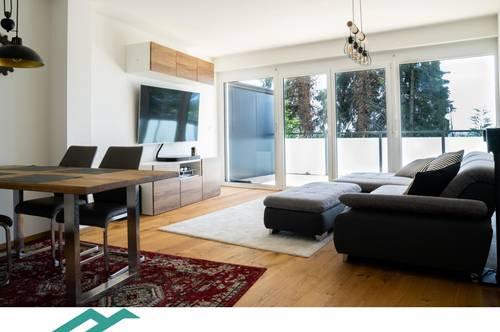 Moderne, lichtdurchflutete 3-Zimmerwohnung in absoluter Bestlage