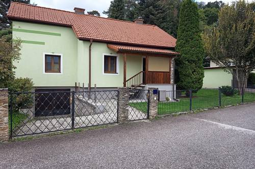 Einfamilienhaus in ruhiger, zentraler Lage (nähe Wald)
