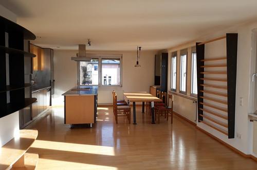 Große Maisonette-Wohnung in Dornbirn
