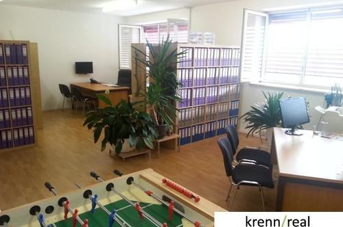 <b>Büroräume von 60m² - 260m² mit Küche, Sozialräume und Stellplätze</b>