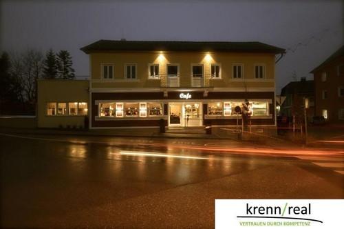 <b>Elegant eingerichtetes Cafe in Vorchdorfer Stadtzentrum</b>