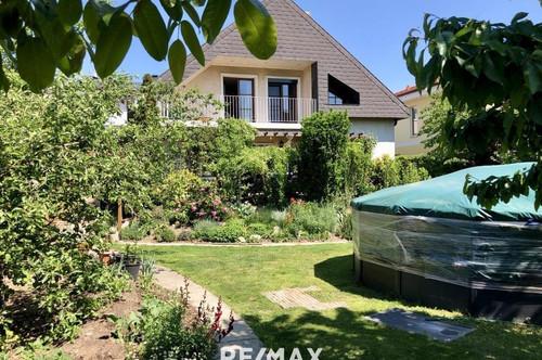 Wohnjuwel in Traismauer mit herrlichem Garten und toller Lage