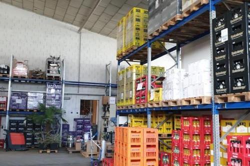 Lagerfläche ca 350m² inkl Büro/Verkaufsfläche/WC