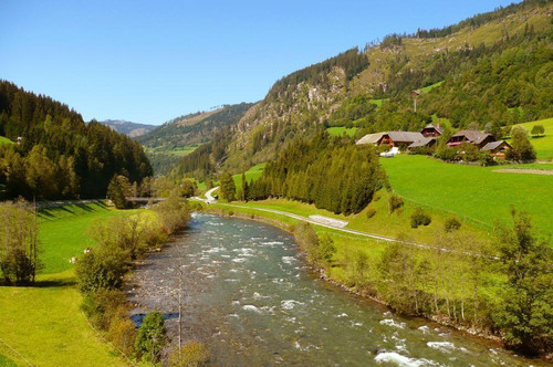 Ihr Platz in den österreichischen Alpen!