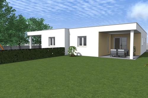Doppelhaus-Bungalow in toller Ruhelage in Prigglitz zu verkaufen!