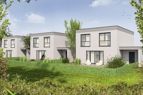 Modernes Einfamilienhaus in Planung - Topausstattung - hohe Wohnqualität - nahe Altheim - Haus 1