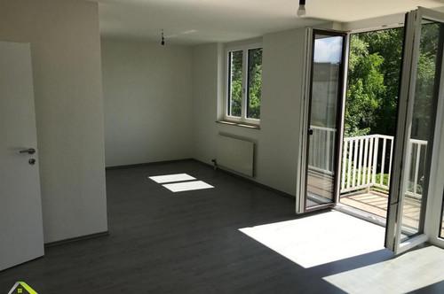 Gaisbergblick inklusive - 3-Zimmerwohnung - 87m² mit Balkon und Tiefgarage im Herzen von Aigen