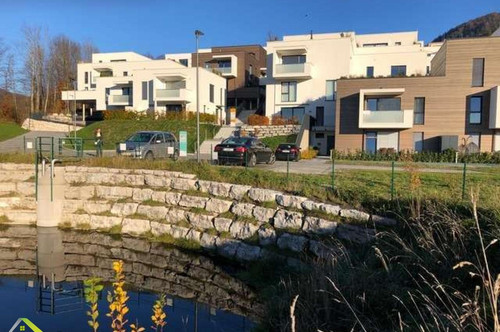 """Wohnen in """"The View"""" - 75m² mit Terrasse, Loggia, Tiefgarage und Parkplatz"""
