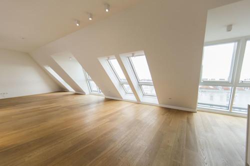 TRAUMHAFTE DG-Wohnung mit Terrasse direkt bei der Volksoper in 1090 Wien zu vermieten! VIDEO BESICHTIGUNG MÖGLICH!