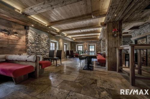 Anlageobjekt: Restaurant - und Appartementhaus