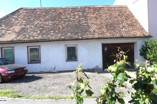 Mit wenig Geld zum Eigenheim - Altes Bauernhaus, uneinsehbarer großer Garten, absolute Ruhelage
