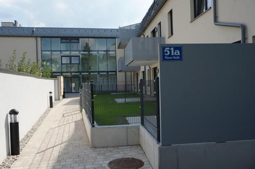 Drei-Zimmer-Gartenwohnung in der Wiener Straße