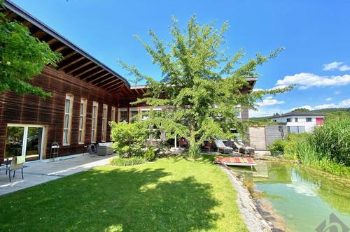 Großzügige, moderne Villa Nähe Mattsee!