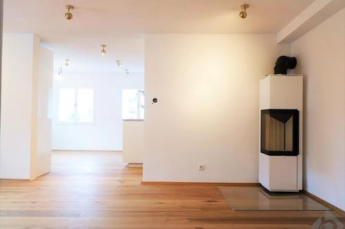 Loswohnen in Nonntal: Exklusive, renovierte 3-Zimmer Mietwohnung in Toplage!