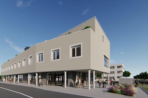Provisionsfreie NEUBAU-Geschäftsfläche - ab 75m² bis zu 529m²
