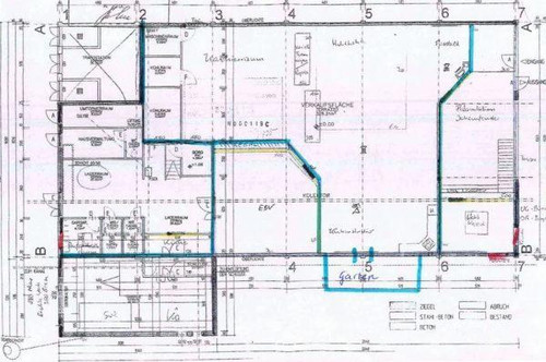 Tolle Büro/Geschäftsfläche in Urfahr/Magdalena inkl. Parkplätze und Lager