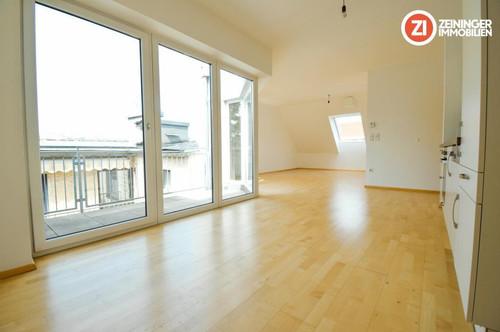 Wunderschöne ruhige 3 ZI-Dachgeschoss-Wohnung mit Terasse inkl. Küche!