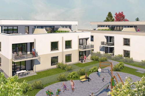 RIED Living / BAUSTART - PROVISIONSFREI Top B13 - DG-Penthouse