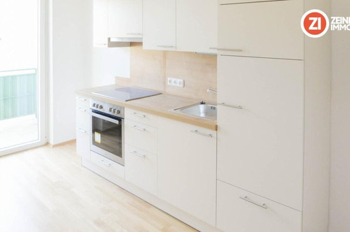 Achtung - Sanierte 2 Zimmerwohnung in Urfahr mit neuer Küche u. Balkon