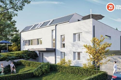 VOGELNEST -  2 Zimmer-Garten-Wohnung B1 Top 5 mit Terrasse und Garten