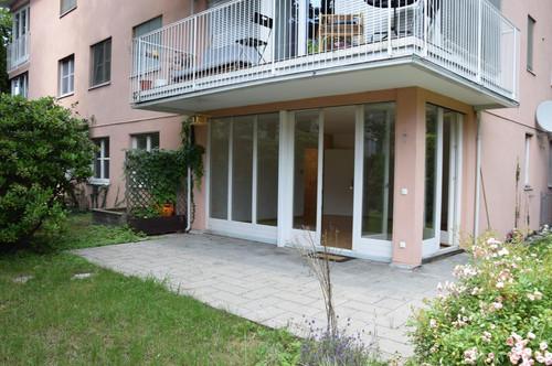 ALTMAXGLAN: Sonnige 3-Zimmer-Gartenwohnung in Stadtvilla
