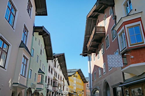 Traumhaft Wohnen im Herzen von Kitzbühel-  bis Ende Ende Juli- Saisonalmiete