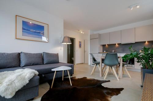 SKI In/SKI Out - Perfekte Obergeschosswohnung im Zentrum