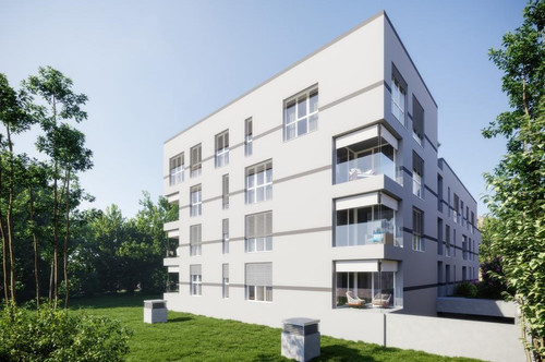 Stadtvilla V 19 - Sehr ruhige und sonnige Stadtwohnung!