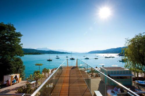 Wunderschöne Seewohnung mit eigenem Badezugang
