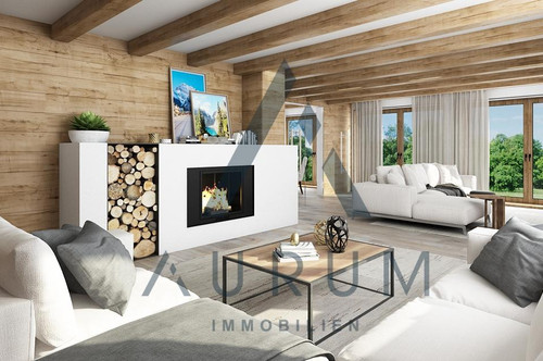 Luxurious Living: Exklusive Neubauwohnung