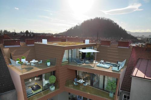 Herrschaftlich Wohnen in Geidorf - direkt vom Bauträger - PROVISIONSFREI!
