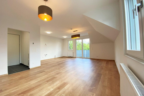 ERSTBEZUG | 2 Zimmer Neubauwohnungen mit Balkon (2.OG) | Emmerberggasse | Beziehbar ab Juli 2020