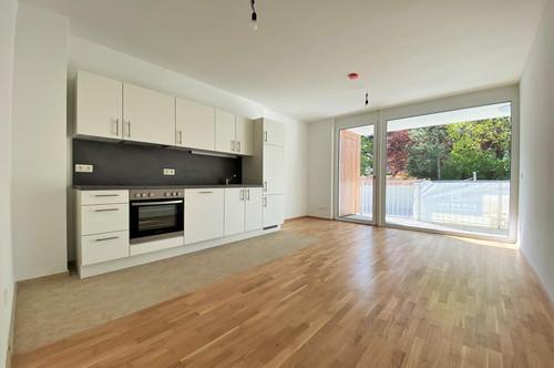 ERSTBEZUG | 2 Zimmer Wohnung | Loggia | Garagenstellplatz | Villenviertel von Bad Vöslau | Beziehbar ab Mai 2020