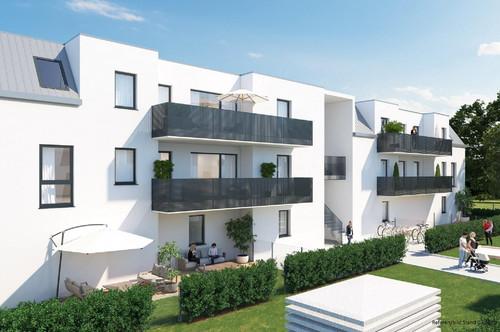 Provisionsfrei Wohnen in Krems - in grüner Lage und zentrumsnah