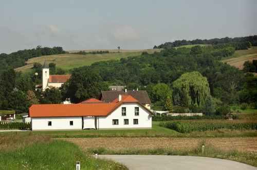 Baugrundstück nahe dem Naturpark Leiser Berge - Wenzersdorf