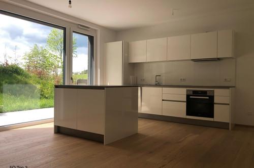 PROVISIONSFREI direkt vom Eigentümer  -  idyllisch gelegene, ruhige und uneinsehbare Terrassenwohnung mit kleinem Garten am Waldrand -  GARTEN-WOHNUNG