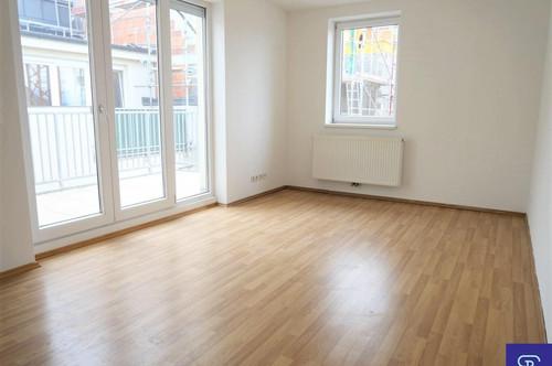Unbefristete 76m² DG-Wohnung + 9m² Terrasse - 1100 Wien