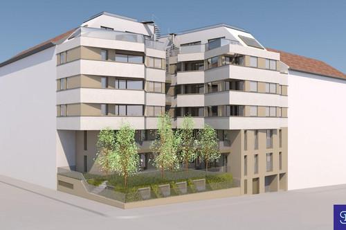 Erstbezug: 56m² Neubau + 24m² Terrasse und Balkon in Cottagelage - 1180 Wien