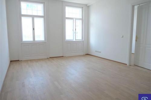 Erstbezug: 71m² Altbau + 6m² Balkon in unbefristeter Hauptmiete - 1070 Wien!