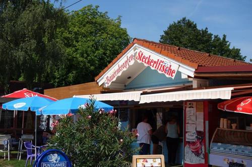 Schönes Seebuffet am Pichlinger See zu verkaufen
