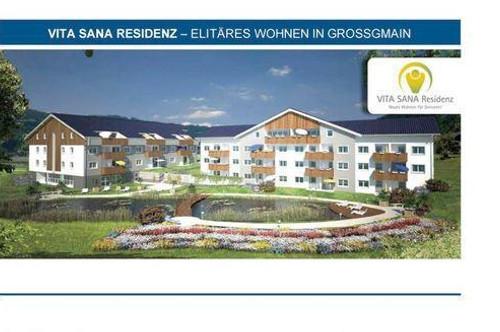 Wertgesicherte Kapital Anlage, exjkusive Senioren Residenz mit 60 WE * NEUBAU SALZBURG Süd