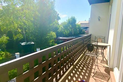 Top saniertes Reihenhaus mit Garten, Terrassen, Garage, Wienblick und Grünruhelage