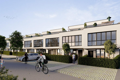 NEU ATTRAKTIVE FINANZIERUNG: Im Zentrum von Maria Lanzendorf entstehen in Ruhelage 10 provisionsfreie Reihenhäuser