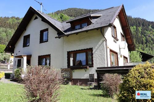 Einfamilienhaus mit Potential in Radenthein