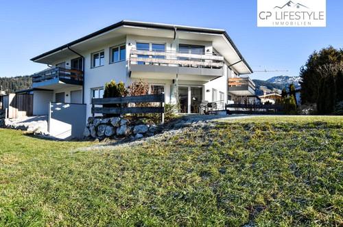 Möbliertes Apartment mit Weitblick in St. Johann in Tirol