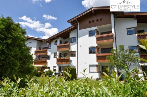 Dachgeschosswohnung in zentrumsnaher Ruhelage von St. Johann in Tirol