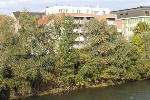 34,96m²/2 Zimmer/4.OG/großer Balkon/Murblick